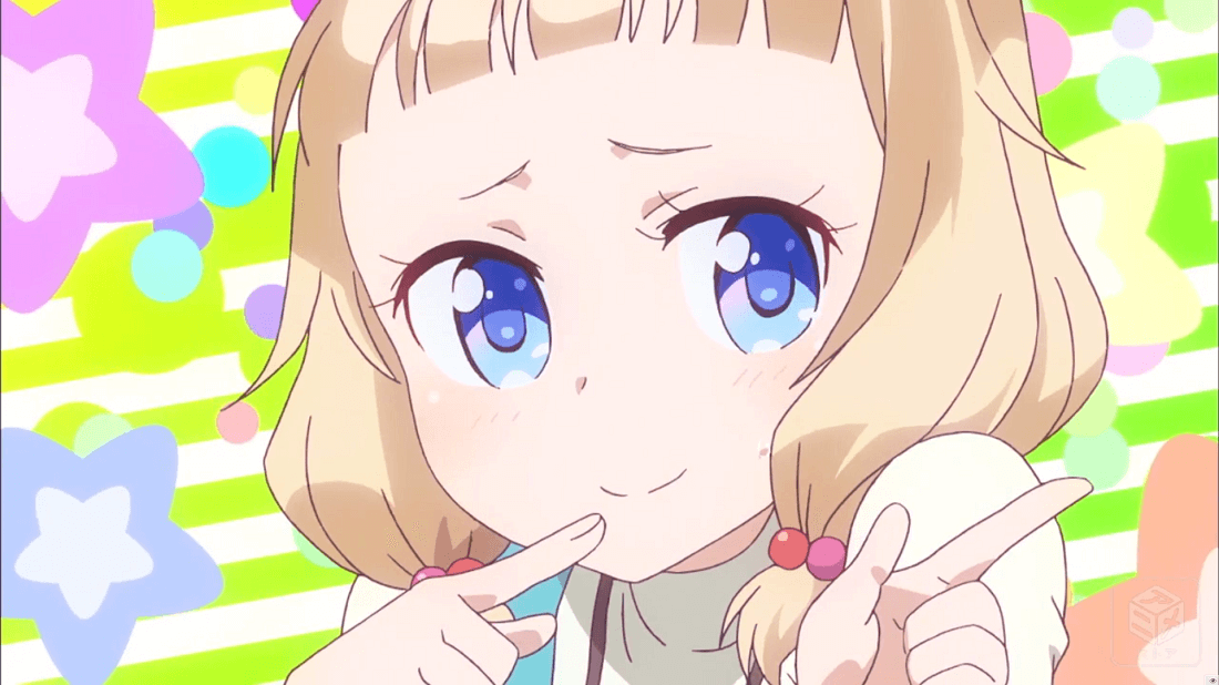 NEW GAME!第11話 桜ねね